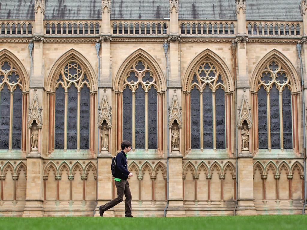 What should I expect when applying to Oxford for Grad School?