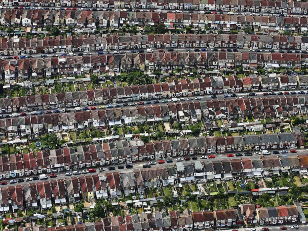 Houses affected in a recession?