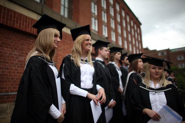 The British universities?