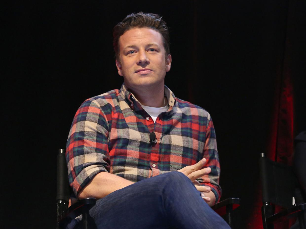 Image result for Jamie Oliver says obesity poses a greater threat to the UK than Isis does