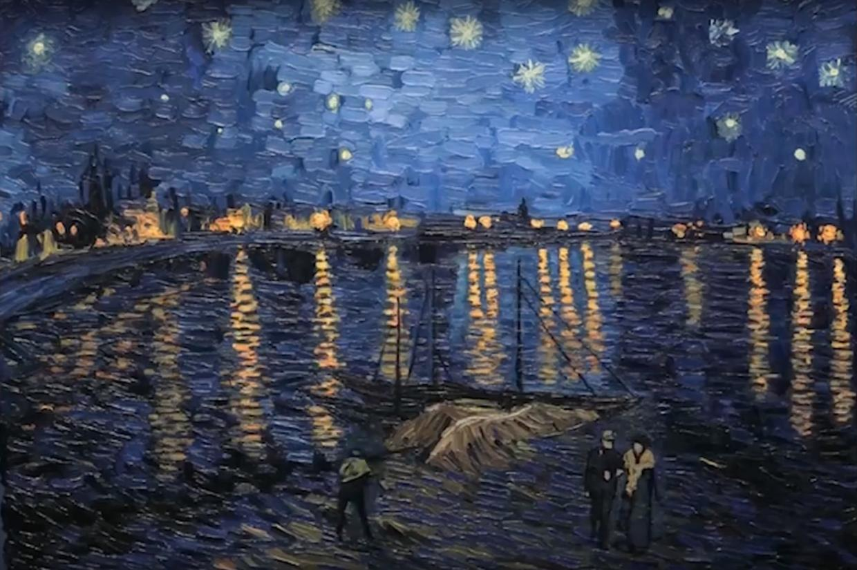 van gogh dark paintings - photo #20
