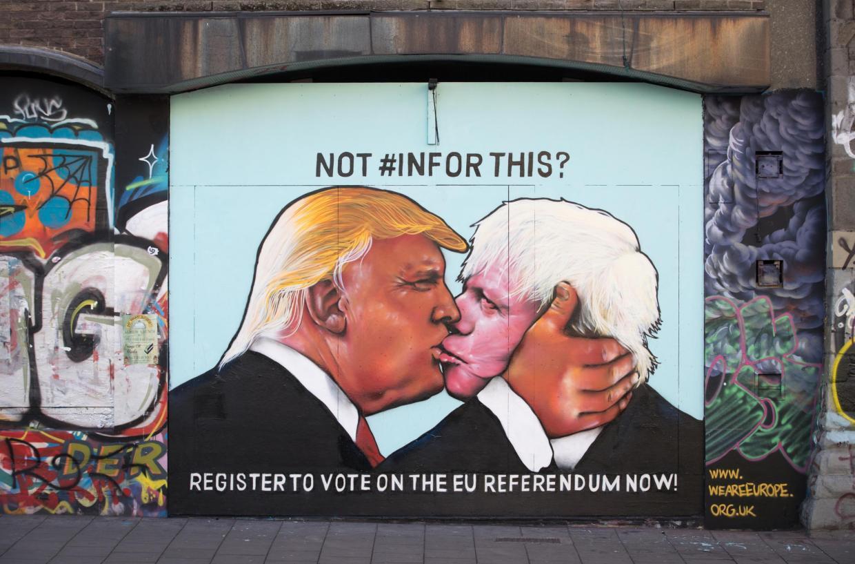 Best Political Street Art 2013-2016