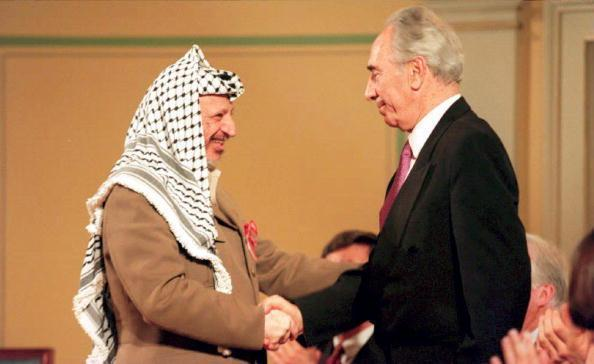 Image result for shimon peres in norway
