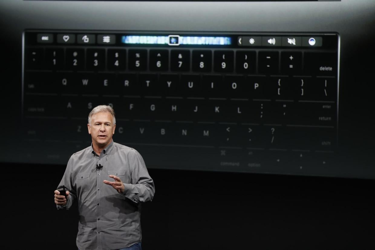 Phil Schiller (Bilde: independent.co.uk)