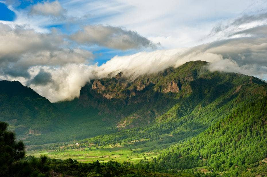 La Palma is the most volcanic of the Canary Islands / Getty Images/iStockphoto