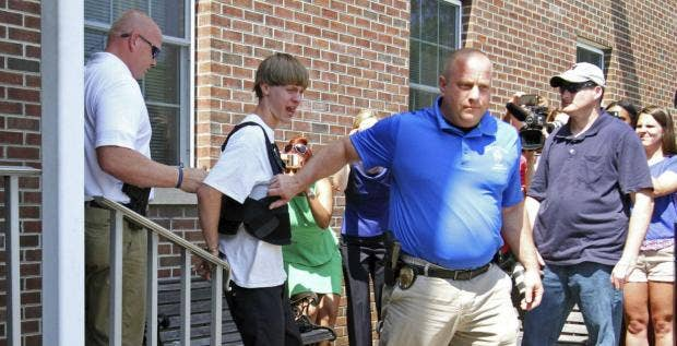 Dylann Roof reportedly got a free fast food from his arresting officers.