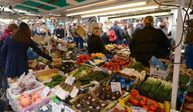Portabello Road Market