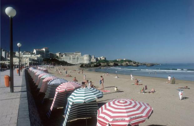 Biarritz France The Independent