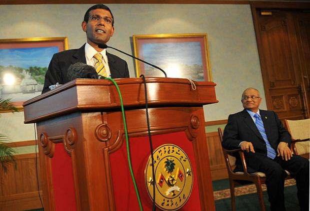 Asia's longest-serving ruler ousted in Maldives | The ...