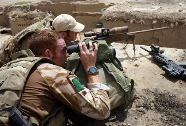 British 'world-record sniper' says he can still see and smell the people he killed in his ...
