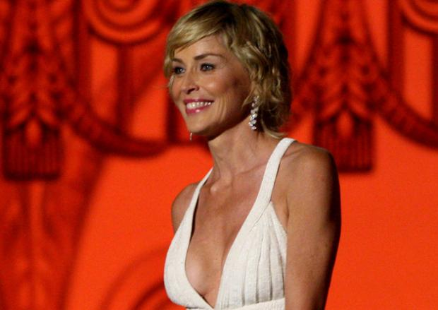 Sharon stone s representative has denied reports police detained her