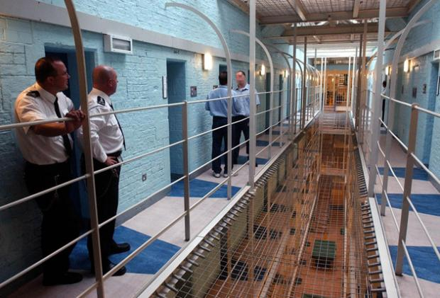 Inside story: Why does prison provide such inspiration for ...