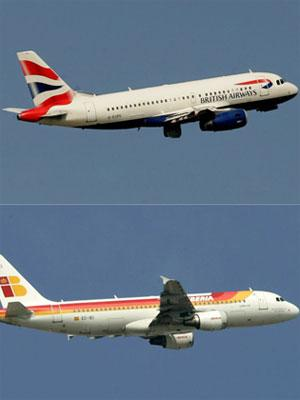 merger of ba and iberia British airways and spanish airline iberia say they have reached a preliminary agreement for a merger expected to be completed in late 2010 the merger, which must be approved by the european commission, would create the world's third biggest airline under its terms, iberia would take a 45% stake .
