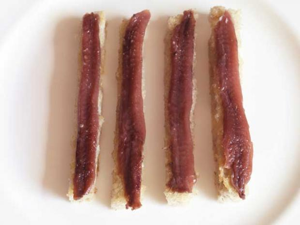 ... toast recipe cantabrian anchovies on grilled toast anchovies on toast