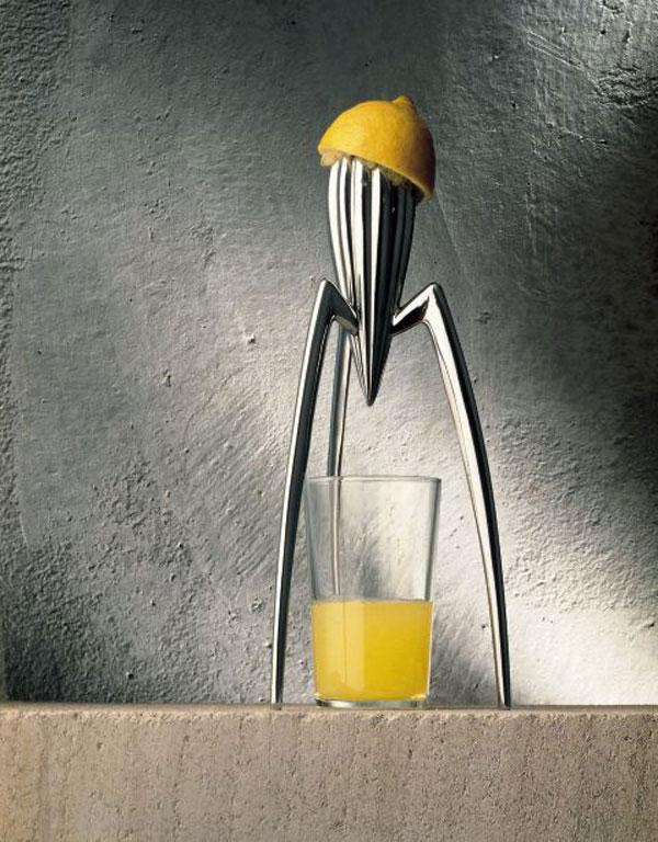 the secret history of philippe starck 39 s lemon squeezer. Black Bedroom Furniture Sets. Home Design Ideas
