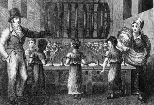 social class women and industrial revolution The emancipation of british women: 1750-1920  the industrial revolution- technology and social effects:  introduction to the condition of the working class.