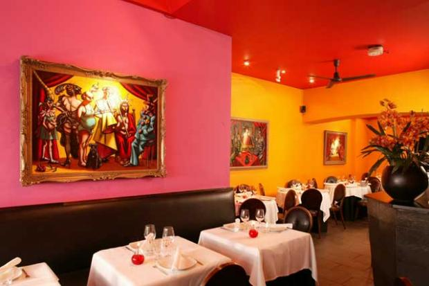 Cambio de Tercio - London : a Michelin Guide restaurant