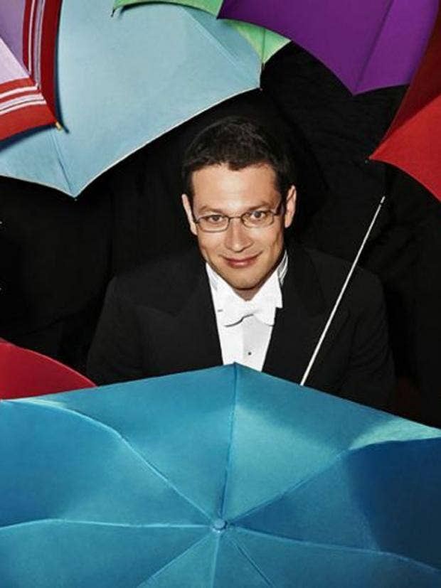 Cultural Life John Wilson Conductor The Independent