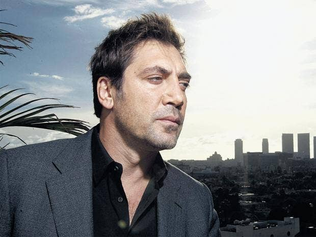 Javier Bardem - From movie villain to real-life hero | The ... Javier Bardem Movies