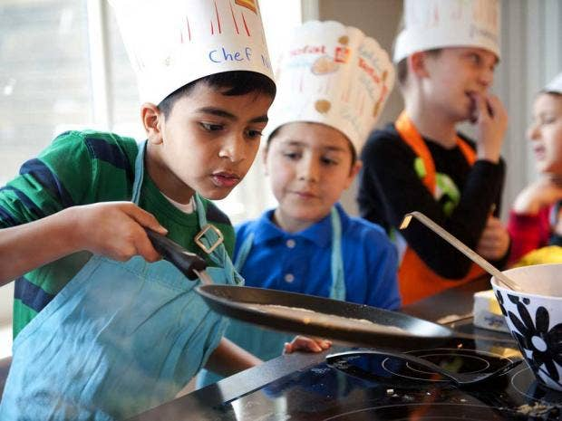 learn to cook essay