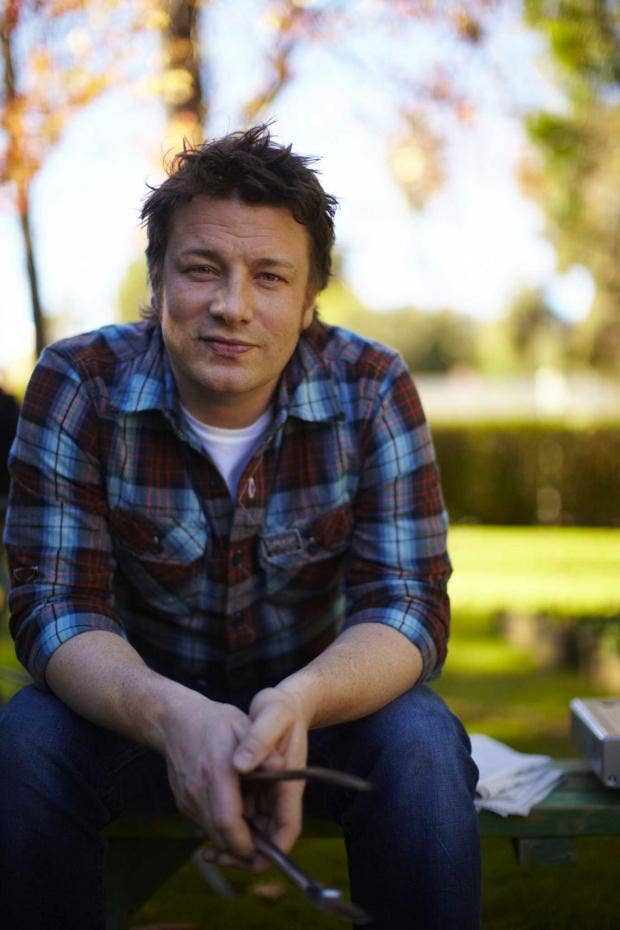 My Secret Life Jamie Oliver 37 Tv Chef The Independent