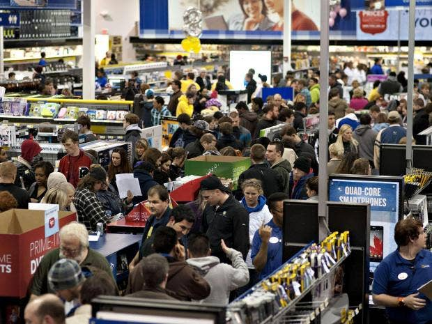 Black friday 2016 opening hours for walmart target best for Michaels craft store black friday hours