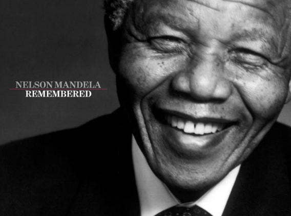 biography and contribution of nelson mandela to the black community Soweto's soccer city stadium in 1990 when 120,000 people packed the venue to hear nelson mandela speak at a time of is the role mandela played in building.