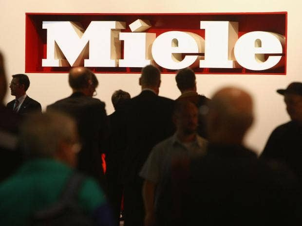 According to a Which? survey on household appliances, German company Miele  was rated the best in seven of nine categories Getty Images