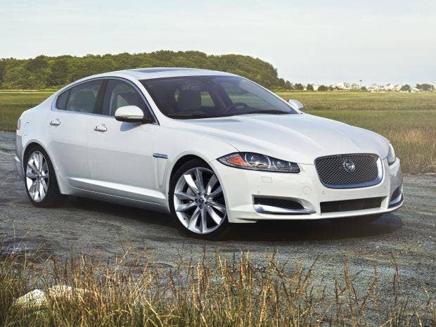 Jaguar XF V6 Supercharged
