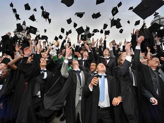 essays on high school graduation