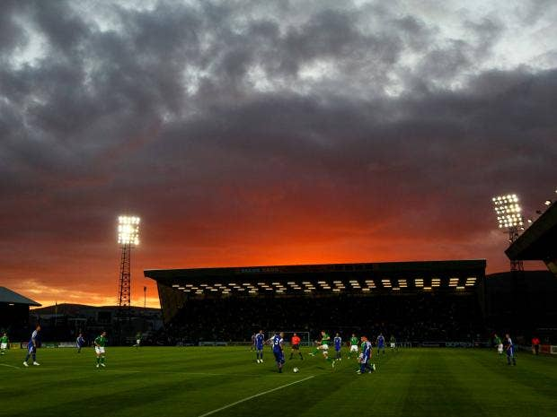 29m Facelift For Northern Irelands Windsor Park