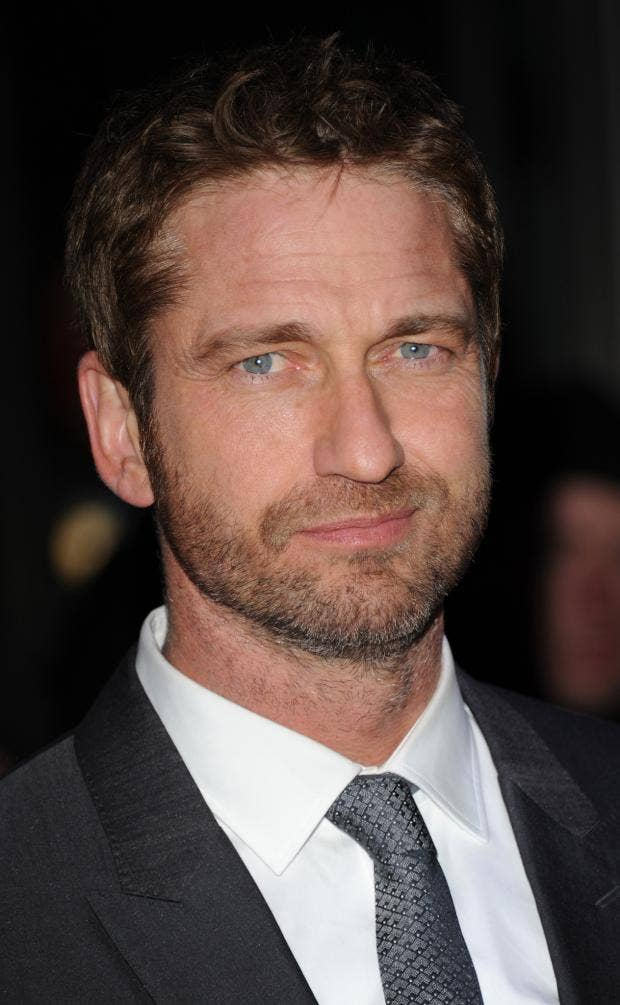Gerard butler my new film olympus has fallen would be for Attaque a la maison blanche