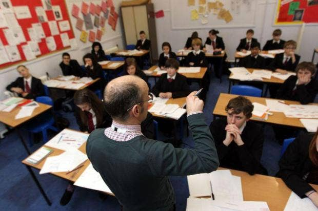Youngest and the best paid: Report shows teachers in UK earn one ...