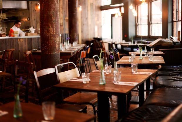 Restaurant review paesan 2 exmouth market london ec1 - Cucina restaurant london ...