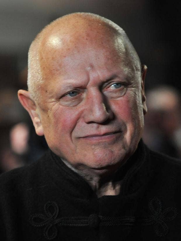 Bond villain Steven Berkoff fined £400 after running woman ...