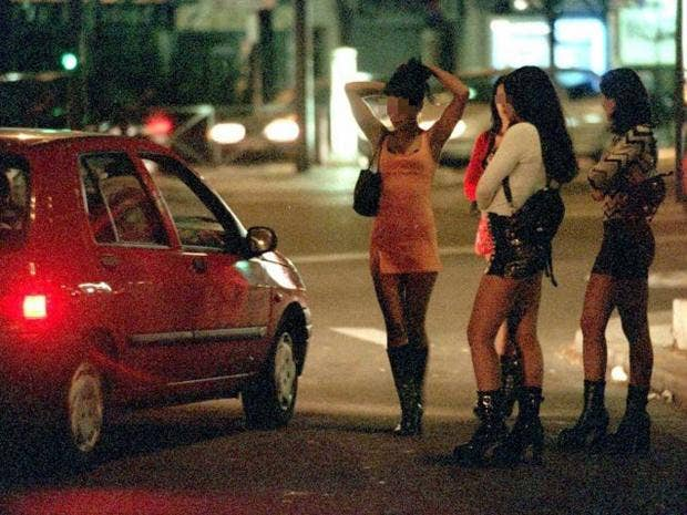 escort vs prostitute definition
