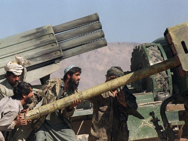 Resultado de imagen para taliban weapons