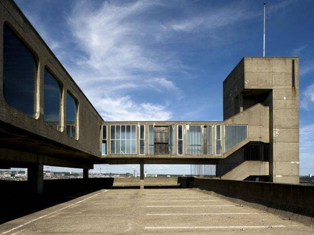 Concrete buildings brutalist beauty the independent for Architecture 1960