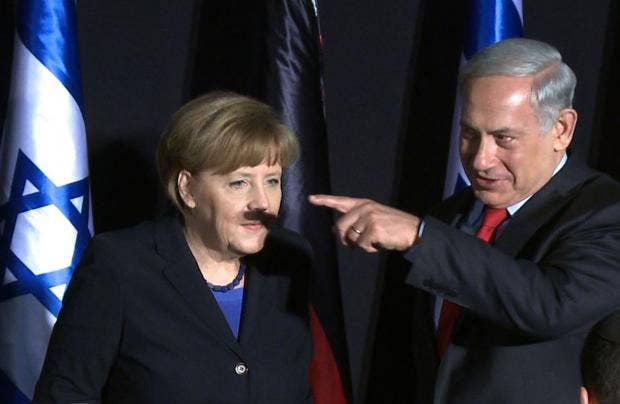 Merkel-Netanyahu-getty.jpg