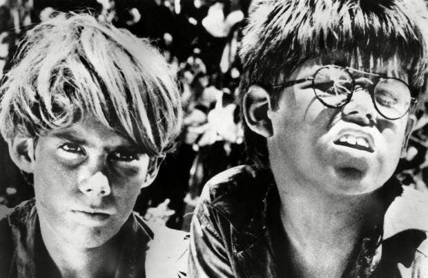 the difference in humanity of ralph and jack in lord of the flies Litcharts assigns a color and icon to each theme in lord of the flies, which you can use to track the themes throughout the work william golding once said that in writing lord of the flies he aimed to trace society's flaws back to their source in human nature.