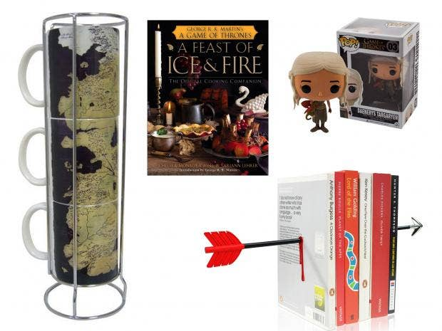 Game Of Thrones Season 4 Best Gifts For Fans The