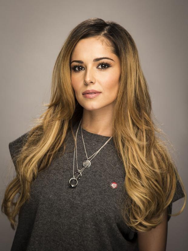 Cheryl Cole: stars in L'Oreal False Lash Telescopic mascara campaign