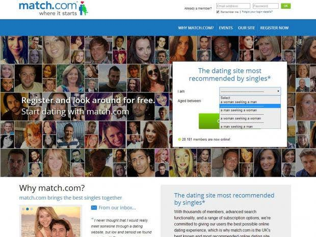 Dating website Match.com had asked bisexual customers to pay for double the  standard subscription cost in order to search for both men and women.