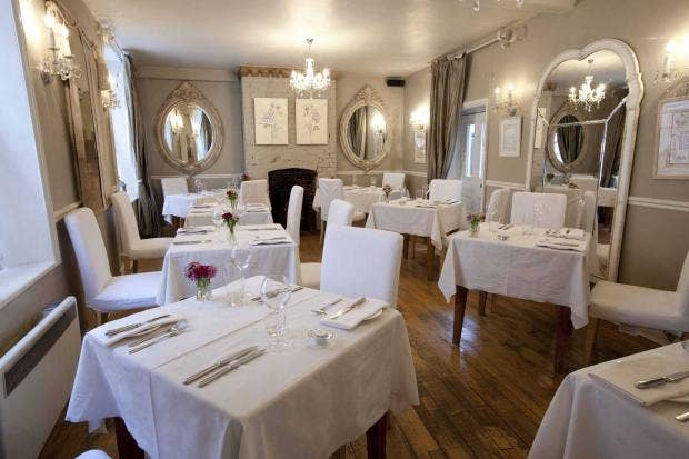 Bishops Dining Room Restaurant Review Will Diners Have A Religious Experience At Alex Tranquillos Elegant Norwich Townhouse