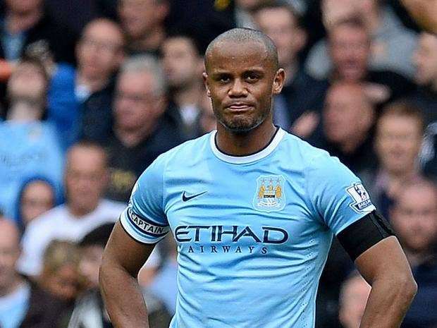 Comment: Vincent Kompany And Manchester City Lack The