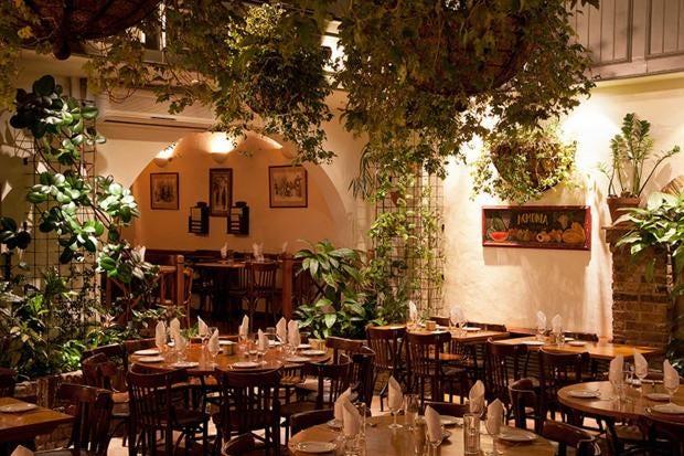 Lemonia Greek Restaurant Menu