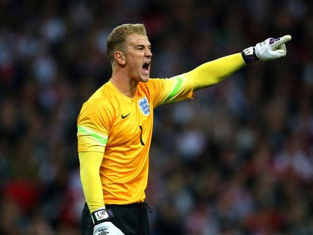 Fraser Forster Wallpaper: World Cup 2014: England Goalkeeper Joe Hart Is A 'better