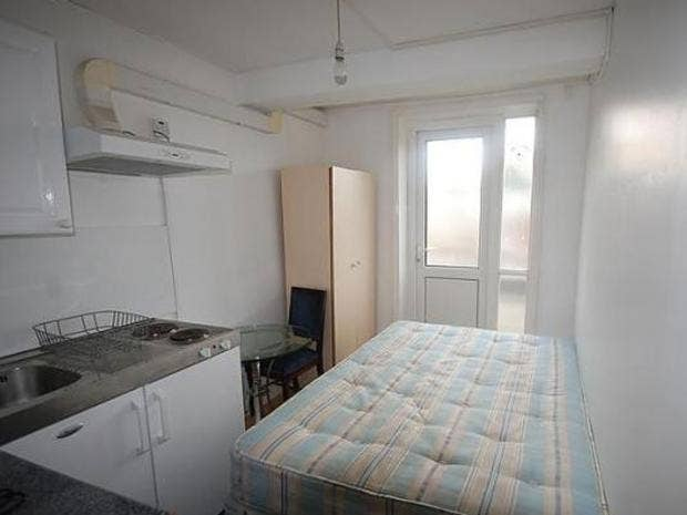 A Studio Flat For Rent In Kember Street, North London, Rightmove