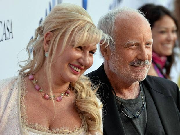 Richard Dreyfuss' wife arrested for alleged drink driving ...