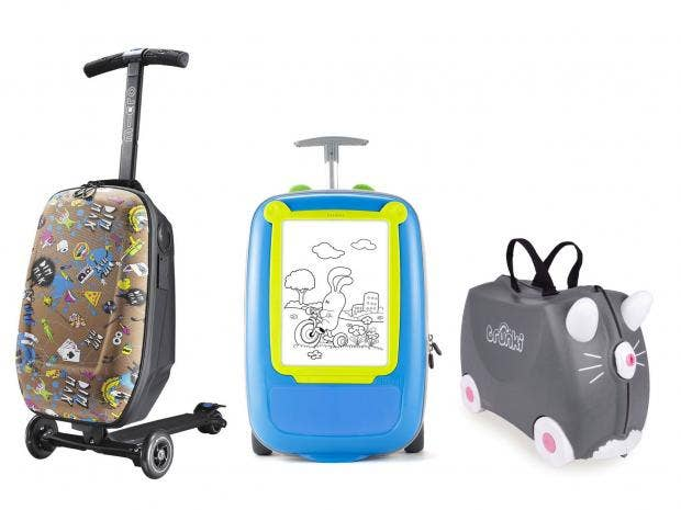 10 best children's luggage | The Independent